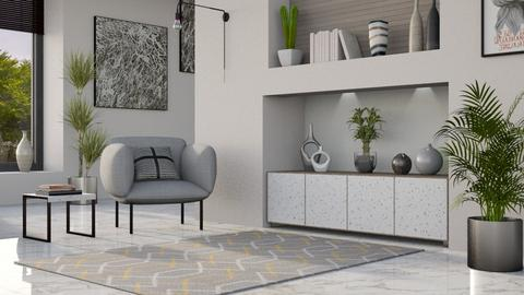 IP Terrazzo - Living room  - by LB1981