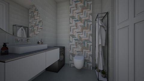 salome - Modern - Bathroom  - by lamzoi