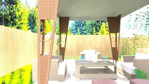 SPRING - Eclectic - Garden  - by Merche mundo arte y azucar