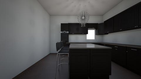 Me - Kitchen  - by ifalk1