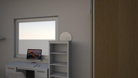 Kamar ila 2 - Feminine - Bedroom  - by nabilanaurf