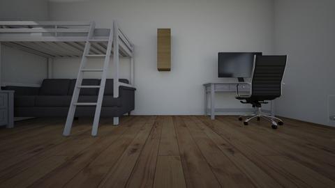 My room  - Bedroom  - by Vintageweek