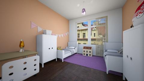 3 - Classic - Kids room  - by Twerka