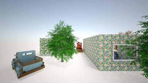house tv - Living room - by PeachesID