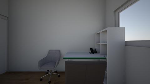 Roberto office - Modern - Office  - by tulmanr
