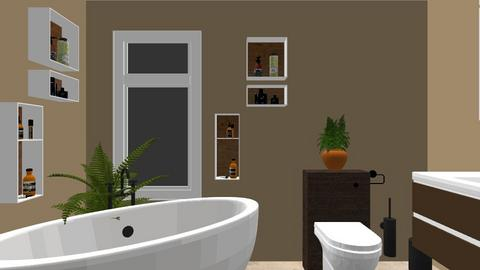 bathroom 2 - Bathroom - by mikki3075