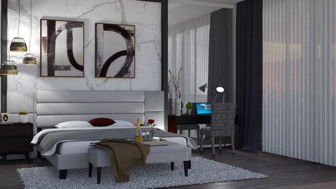 Luxe Bedroom - Bedroom  - by NettaR48