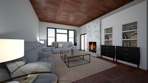 Grand Room - Living room  - by Brayden Beck