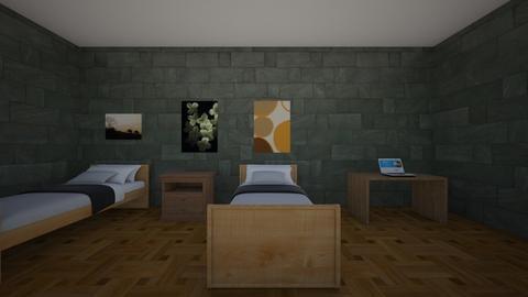fffffff - Bedroom  - by ayoubdesigner2020