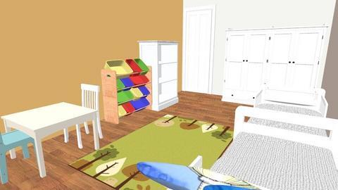 kids room 4 - Kids room  - by janag1234
