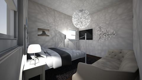 My New Room - Modern - Bedroom  - by lovecarley