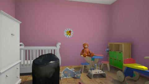 enjoy - Minimal - Kids room  - by 31Okeanos