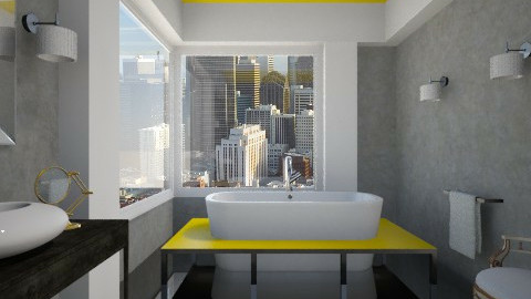YBG Bathroom - Modern - Bathroom  - by 3rdfloor
