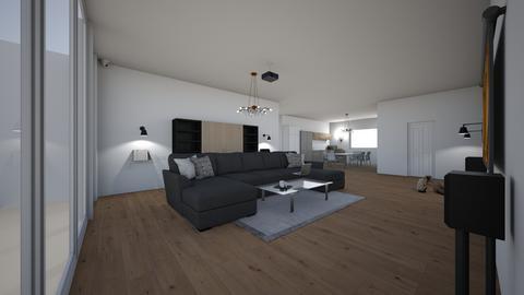 Living room  - by saratevdoska