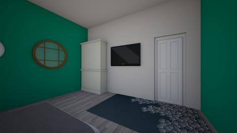 Noah K room - by nkswagger6