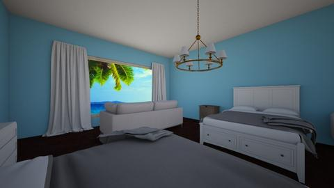 Twins_Bedroom - Bedroom  - by Natalie_2021