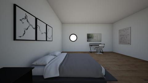 Modern Teen Room - by aubgat309
