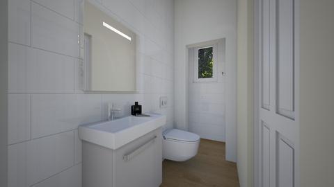 Elena Rotaru bathroom - Classic - Bathroom  - by Flori Santa