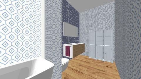 Kiki - Bathroom  - by Ice Pepsi Cola