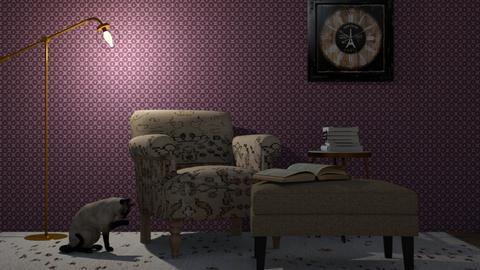 The Clock Said - by Jasmineconnie