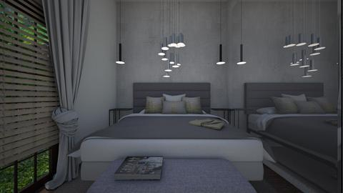 Bedroom - Bedroom  - by lovasemoke