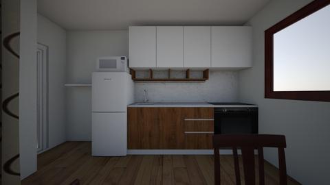 Kuhinja 6 - Kitchen  - by Slacki