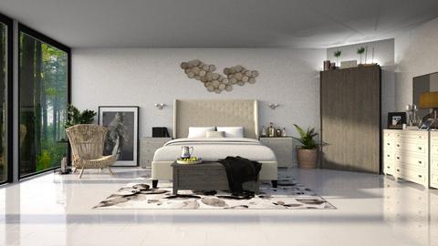 IP Diego - Bedroom  - by Anjuli