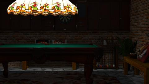 Pool Table - Eclectic - by millerfam