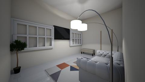 Lou - Living room  - by ibdesignclass