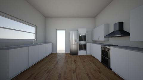 Peter - Kitchen  - by Vanderpuije Sylvanus Van