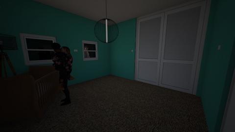 creepy - Kids room  - by HaileyRobarge