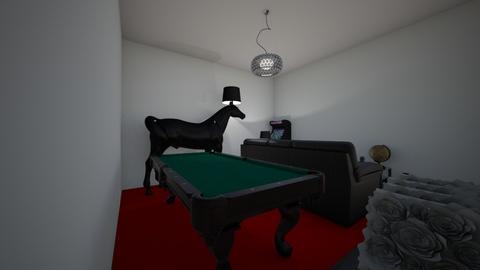 BlackMaria - Living room  - by Gifaruki