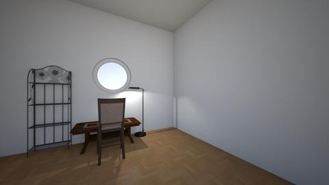 Sire Wilson - Modern - Bedroom  - by senewby