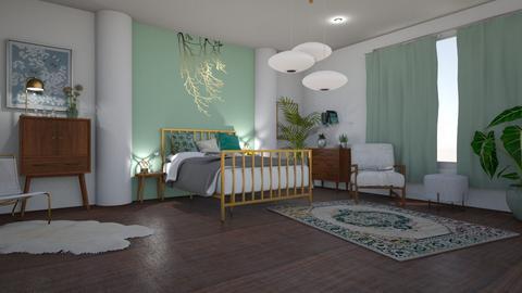 Bedroom  - Bedroom - by tiana24
