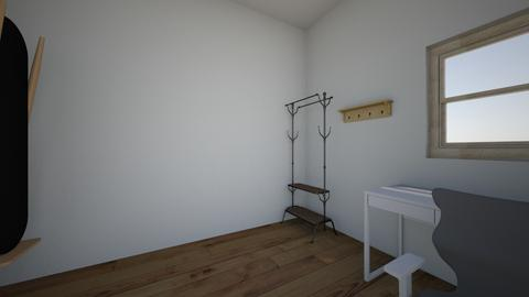 marian - Bedroom  - by marian021