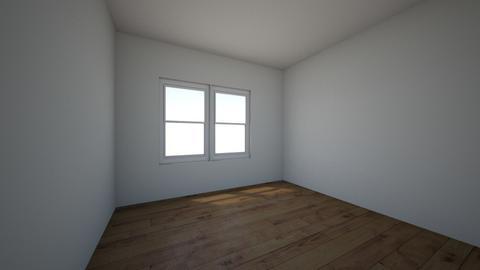 sample 1 - Bedroom  - by Janet Steck