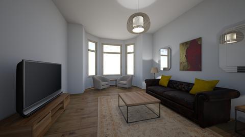 Liv room Dahbi - by harreee