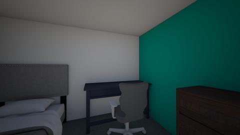 my room - Bedroom  - by Bashbosh