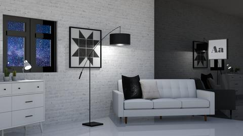 Living room contest - Minimal - Living room  - by n i n i