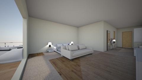 Room - Minimal - Living room  - by Esmeralda Padilla