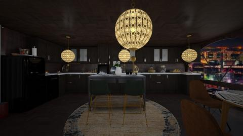 Eclectic Kitchen - Eclectic - Kitchen  - by deleted_1588309730_ Koilee Bear