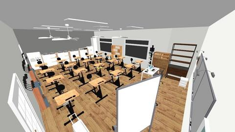 classroom1 - Classic - Office  - by hmthuw11