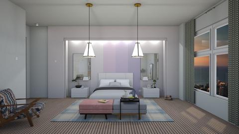 Blurry Bedroom - by jafta