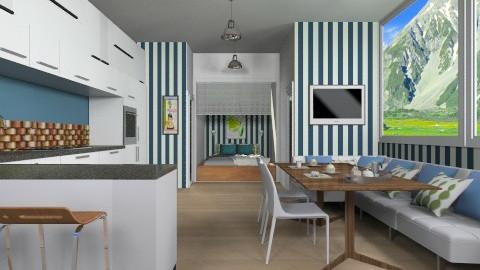 Mobile Home - Modern - by giulygi
