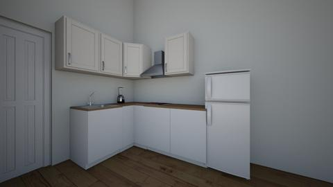 Project 3  - Bedroom - by carmino