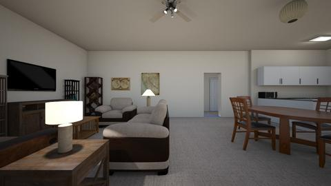 California Space - Living room  - by mspence03