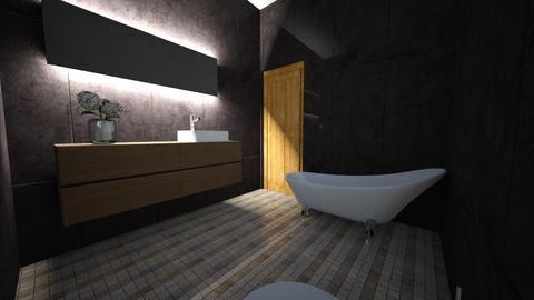 our bathroom - by SarahFitz