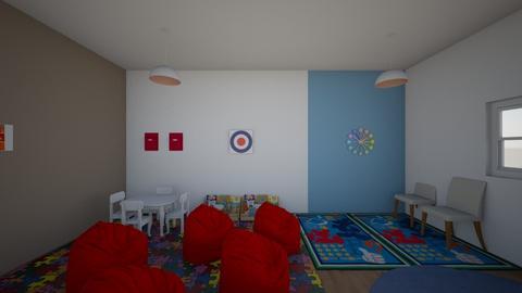 final 3D preschool - by brianmacias1502