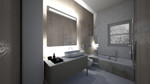 Bathroom - Bathroom  - by Niva T