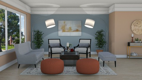Living room Heston - Classic - Living room  - by Annathea